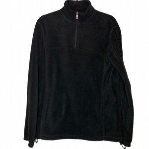 Croft&Barrow Half-Zip Jacket